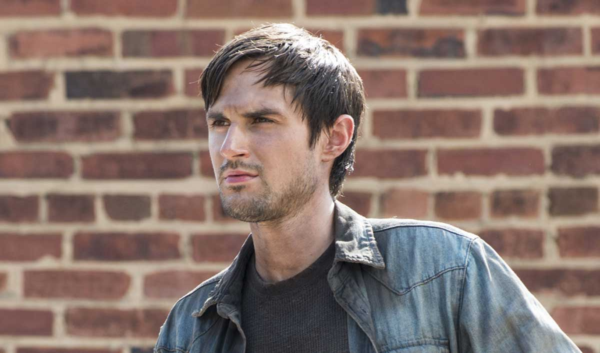 <em>Talking Dead</em> Airs This Sunday With Andrew J. West and Yvette Nicole Brown After <em>The Walking Dead</em>