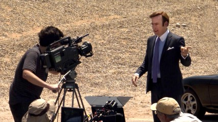 Greeting From Set: Better Call Saul