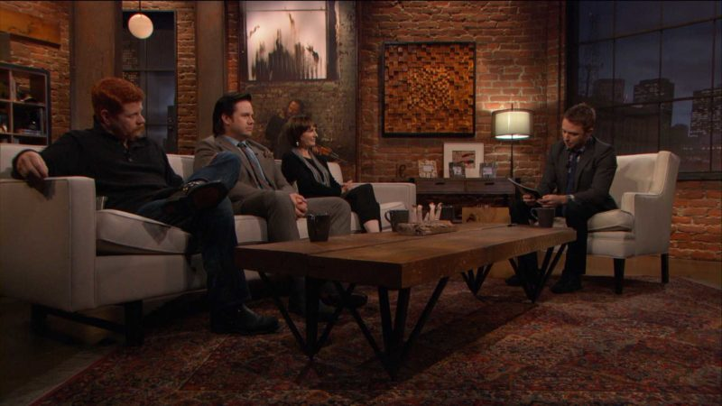 Ana Gasteyer and John Barrowman Predict What's Next: Episode 504: Talking Dead