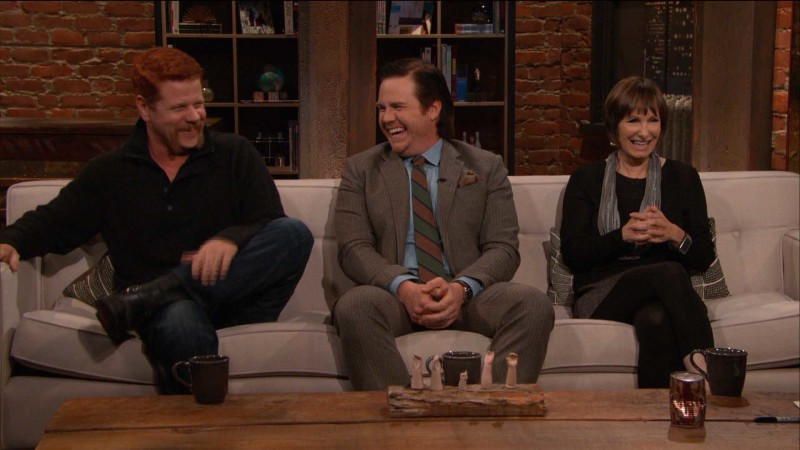 Talking Dead: Highlights: Episode 505: Eugene's Mission