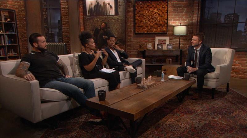 Talking Dead: Highlights: Episode 506: Symbolism on The Walking Dead
