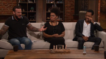 Talking Dead: CM Punk and Yvette Nicole Brown Predict What's Next: Episode 506