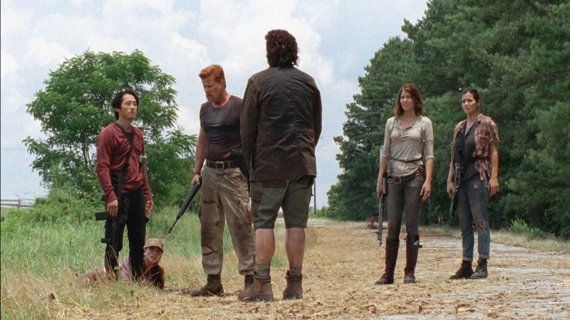 (SPOILERS) Inside Episode 505: The Walking Dead: Self Help