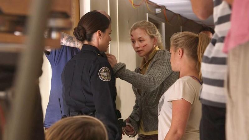 (SPOILERS) Making of Episode 508: The Walking Dead: Coda