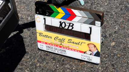 First Day of Production: Better Call Saul