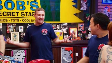 Talked About Scene: Episode 410: Comic Book Men: Mr. Adams