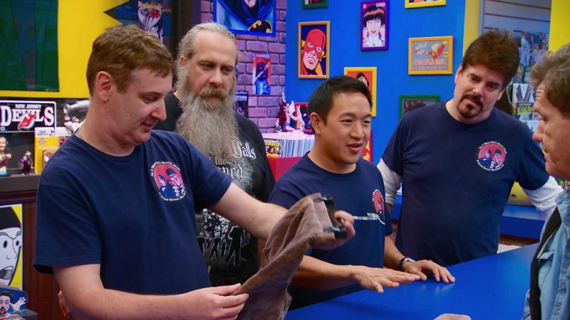 Talked About Scene: Episode 411: Comic Book Men: My Favorite Munster