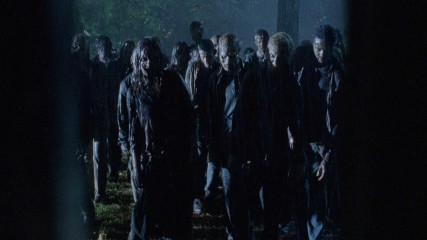 (SPOILERS) Talked About Scene: Episode 510: The Walking Dead: Them