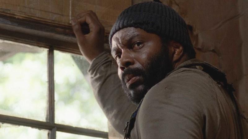 (SPOILERS) Tyreese: The Walking Dead