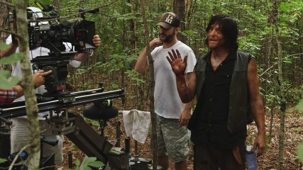 (SPOILERS) Making of Episode 510: The Walking Dead: Them
