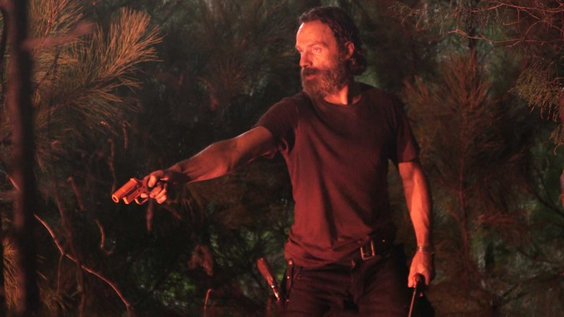 (SPOILERS) Making of Episode 511: The Walking Dead: The Distance
