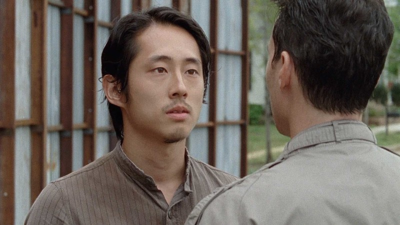 (SPOILERS) Talked About Scene: Episode 512: The Walking Dead: Remember
