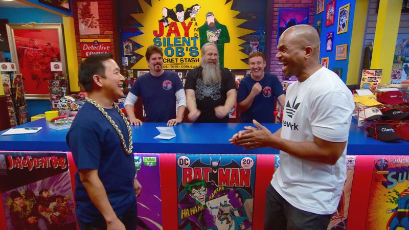 Talked About Scene: Episode 413: Comic Book Men: Sucka M.C.