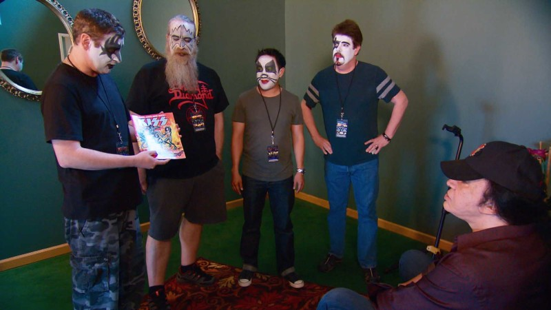 Talked About Scene: Episode 416: Comic Book Men: KISS My Stash