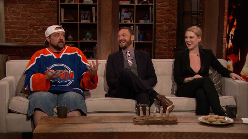 Talking Dead: Highlights: Episode 513: Rick and Jessie