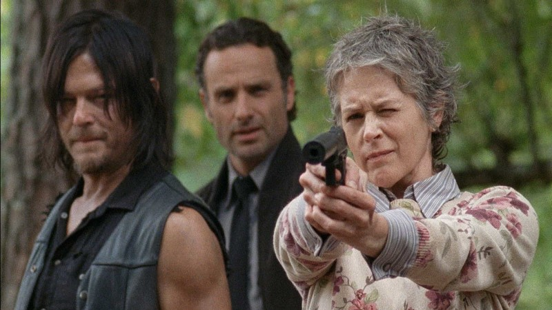 (SPOILERS) Inside Episode 513: The Walking Dead: Forget