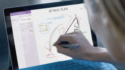 Microsoft Surface Attack Plan: The Walking Dead