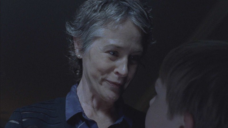 (SPOILERS) Talked About Scene: Episode 513: The Walking Dead: Forget
