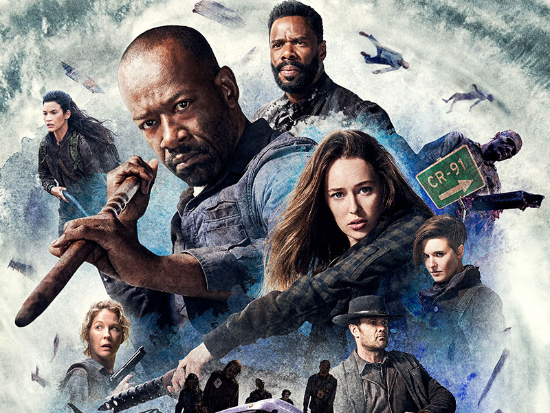 Fear The Walking Dead Season 4 Episode And Cast Information Amc