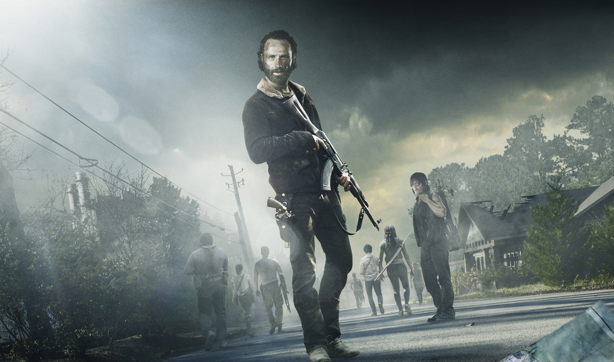 <em>The Walking Dead</em> Season 5 Finale Is Highest-Rated Finale In Series History