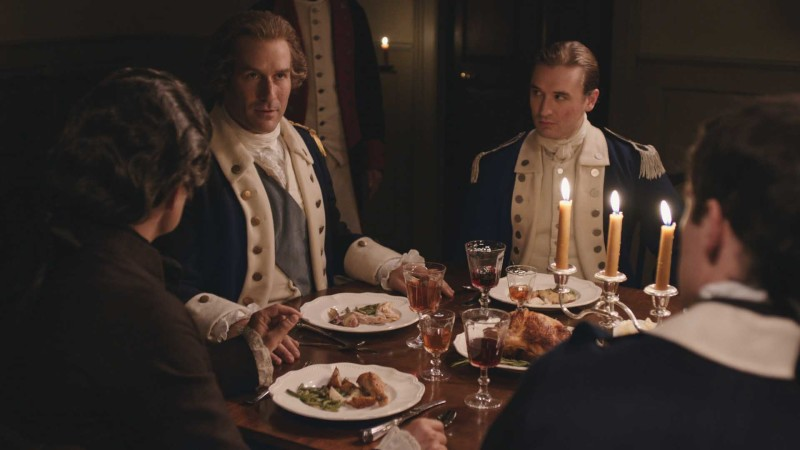 Talked About Scene: Episode 201: TURN: Washington's Spies: Thoughts of a Free Man