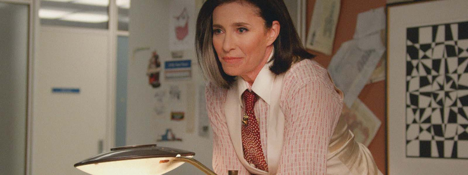 <em>Mad Men</em> Q&A – Mimi Rogers (Pima Ryan)