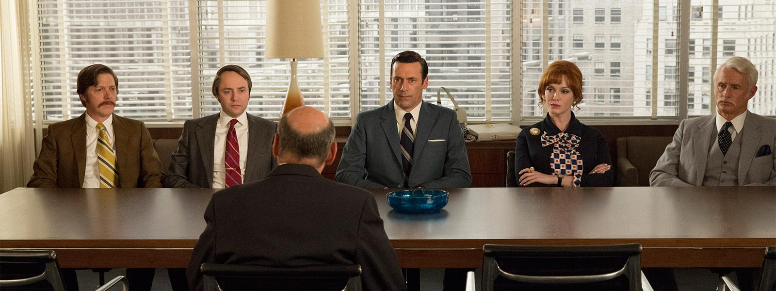 Mad Men Season 7 Episode And Cast Information Amc