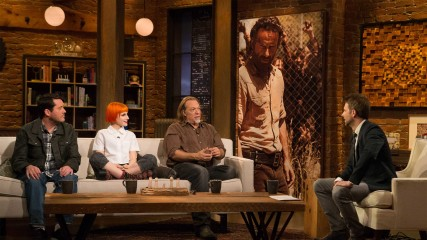 """Talking Dead on """"Infected"""""""
