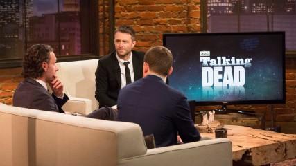 """Talking Dead on """"A"""""""