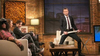 "Talking Dead on ""Four Walls and a Roof"""