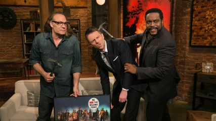 "Talking Dead on ""What Happened and What's Going On"""