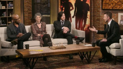 """Talking Dead on """"Conquer"""""""