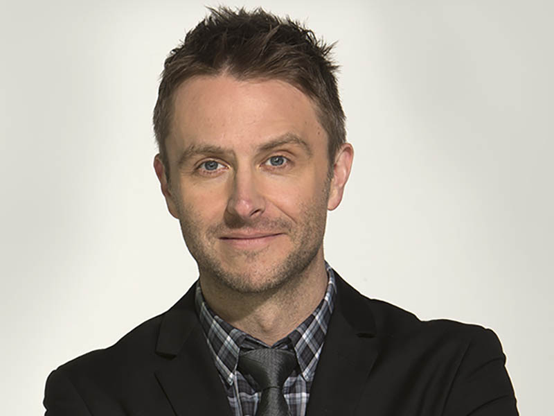 Image result for chris hardwick
