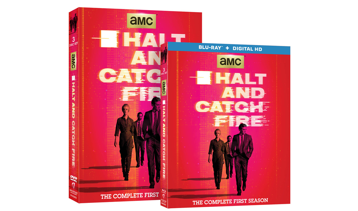 <em>Halt and Catch Fire</em>: The Complete First Season Now Available on DVD and Blu-ray