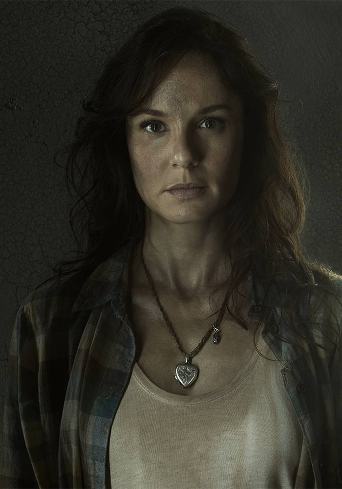 Image result for ricks wife the walking dead