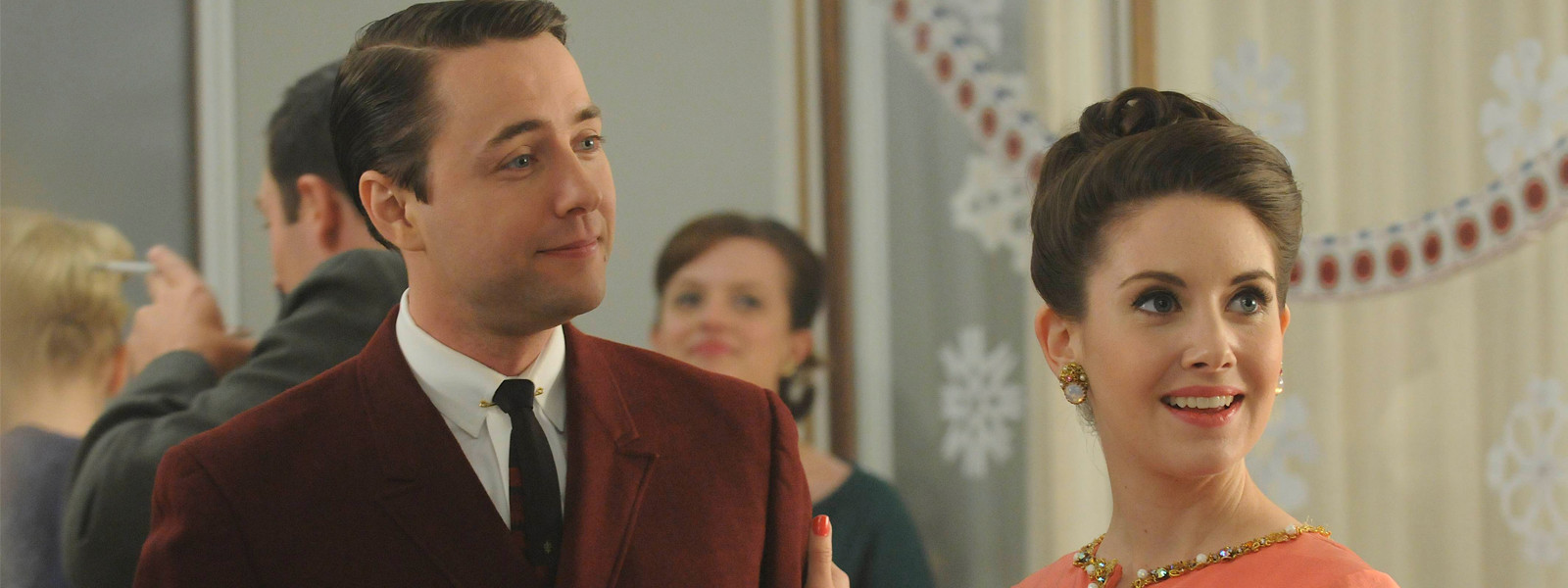 Mad Men - Christmas Comes But Once a Year: Season 4, Episode 2 - AMC