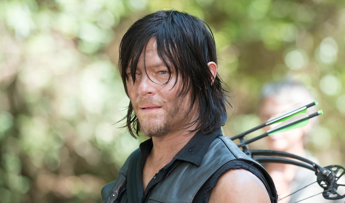 <em>The Walking Dead</em> Q&A – Norman Reedus (Daryl Dixon)