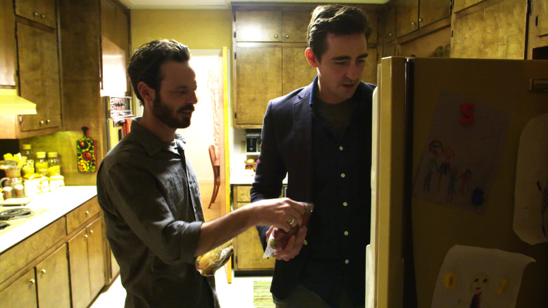 Set Tour with Lee Pace and Scoot McNairy: Halt and Catch Fire