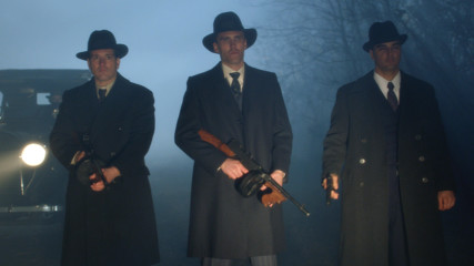 Trailer: The Men: The Making of the Mob: New York
