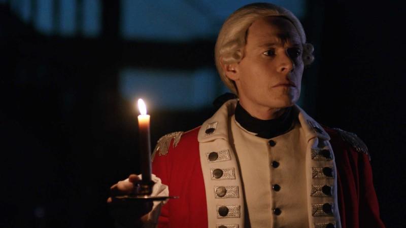 Talked About Scene: Episode 205: TURN: Washington's Spies: Sealed Fate