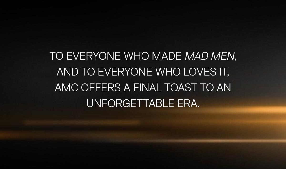 A Final Toast