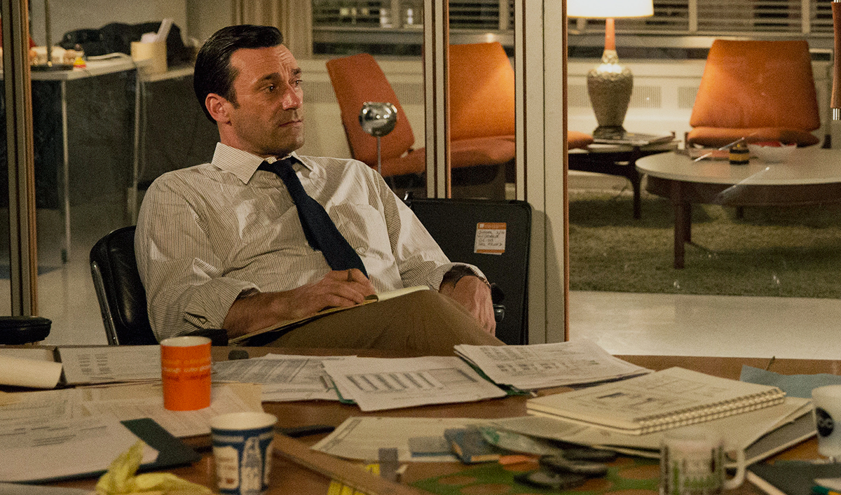 Jon Hamm on Five of His Favorite Don Draper Scenes