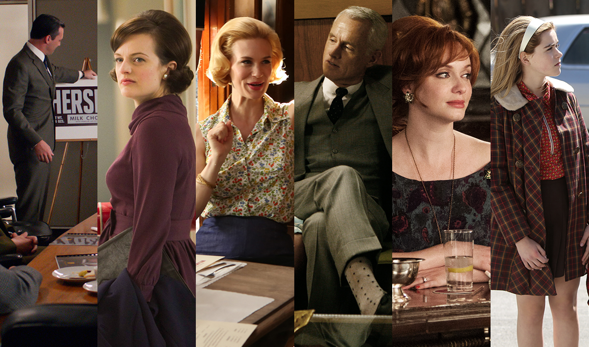 Jon Hamm, Elisabeth Moss and Other Mad Men Stars Share Their Favorite Scenes