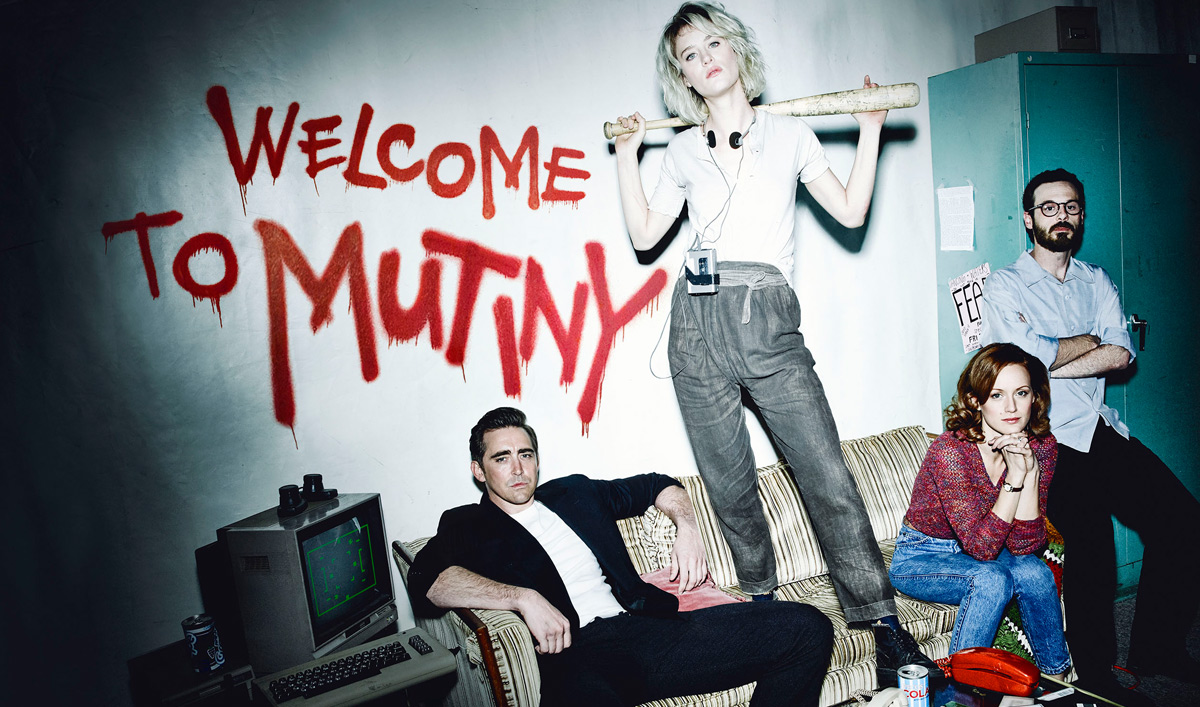 Ten Ways to Get Ready for the <em>Halt and Catch Fire</em> Season 2 Finale This Sunday at 10/9c