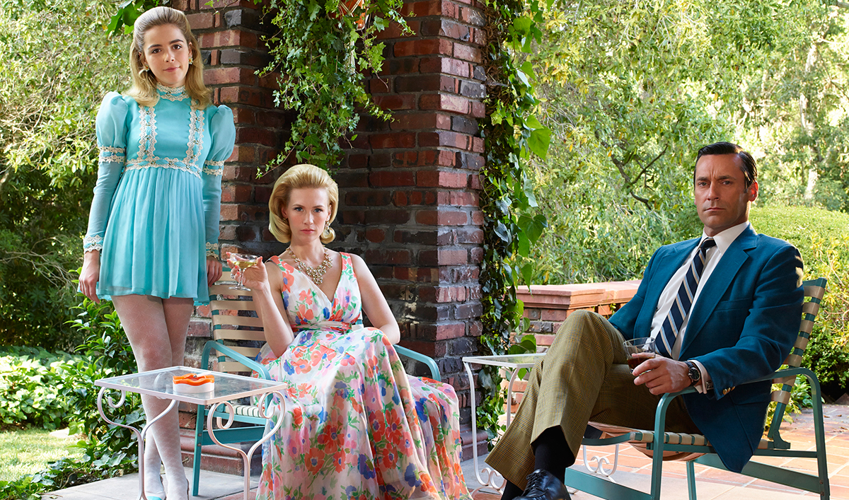 January Jones Chats With <em>USA Today</em>; Alison Brie Talks Pete & Trudy With <em>Vulture</em>