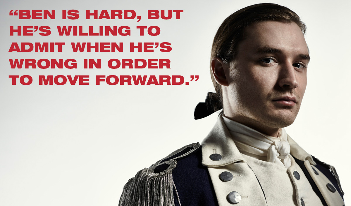 <em>TURN: Washington's Spies</em> Q&#038;A – Seth Numrich (Ben Tallmadge)
