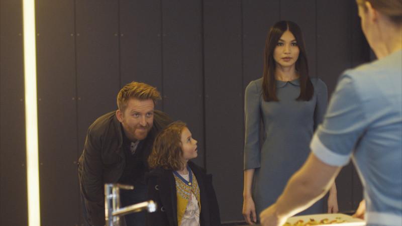 Series Premiere Opening Scenes: HUMANS