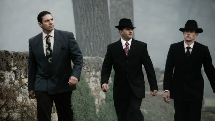 Dressed to Kill: Mob Style: The Making of the Mob: New York