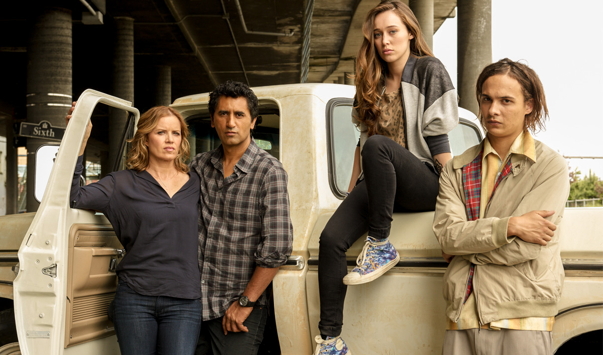 Ten Ways to Get Ready for the <em>Fear the Walking Dead</em> New Year's Marathon