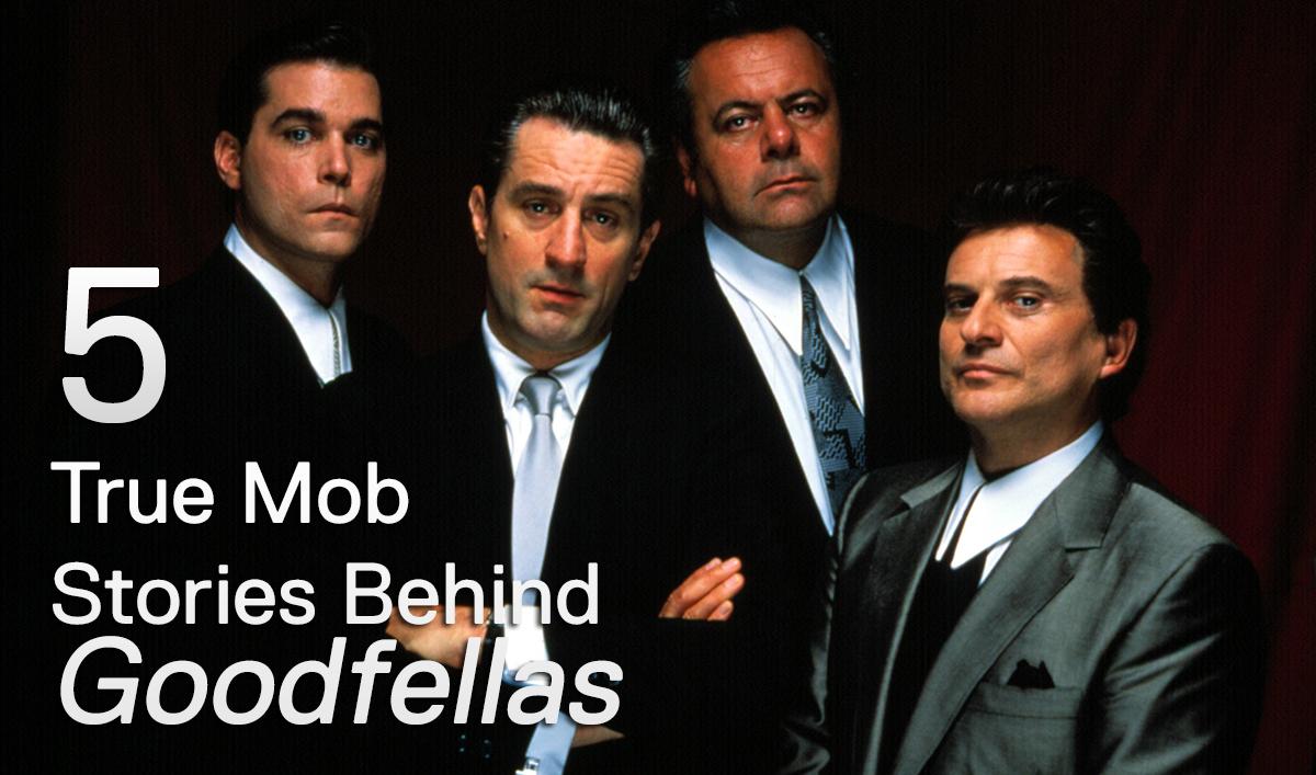 Five True Stories Behind <em>Goodfellas</em> to Kick Off Mob Mondays on AMC
